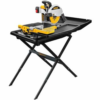 DEWALT D24000S Wet Tile Saw