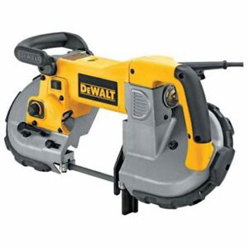 DEWALT DWM120K 5-Inch Deep Cut Portable Band Saw Kit