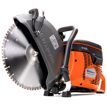 Husqvarna 967181002 K760 II Gas Cut-Off Saw