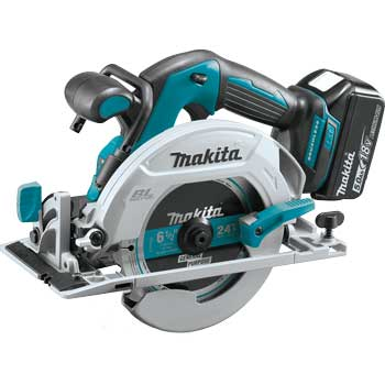 Makita XSH03T LXT Cordless Circular Saw Kit