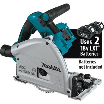 Makita-XPS02ZU-Brushless-Cordless-Plunge-Circular-Saw